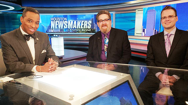 Mike McGuff KPRC Houston Newsmakers